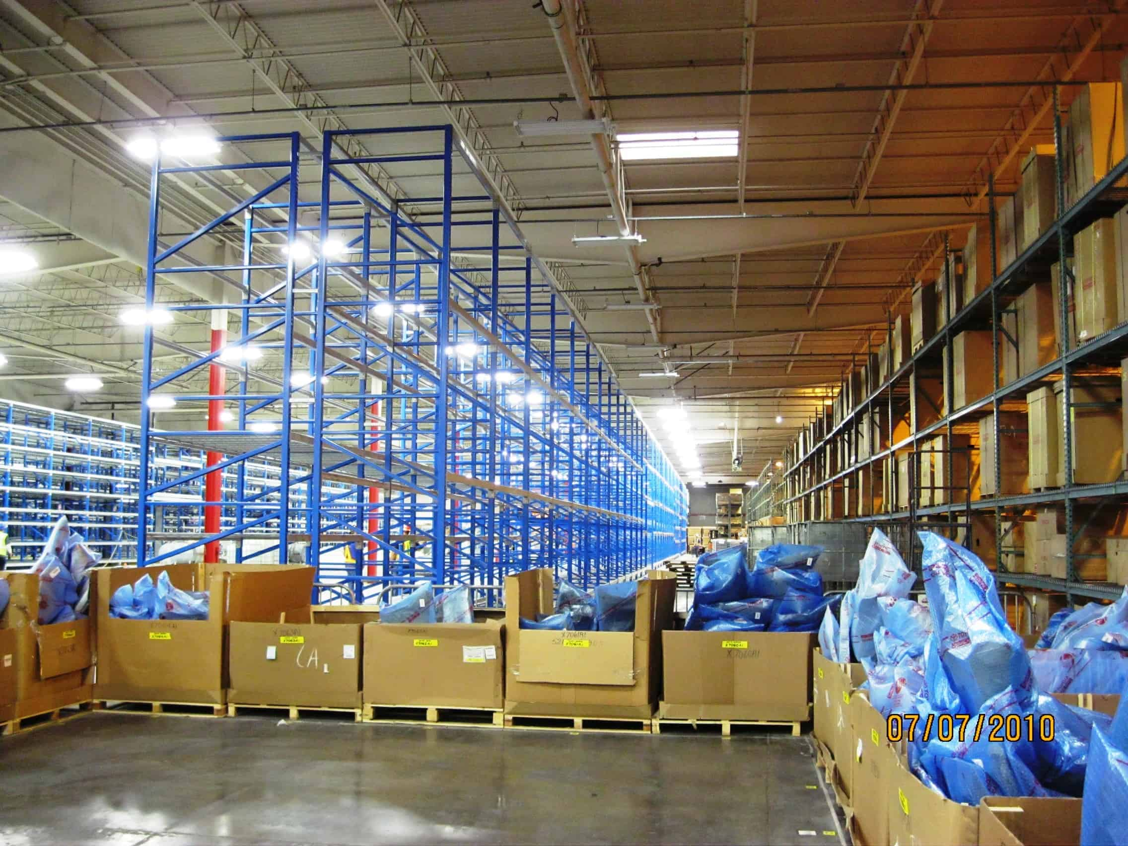 LAPDC  - Los Angeles Parts Distribution Center
